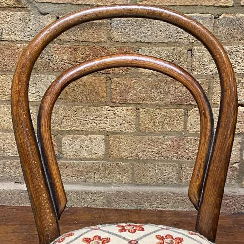 Early 20th Century Bentwood Childs Chair image-2
