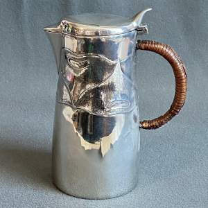 Liberty and Co Archibald Knox Tudric Pewter Water Jug