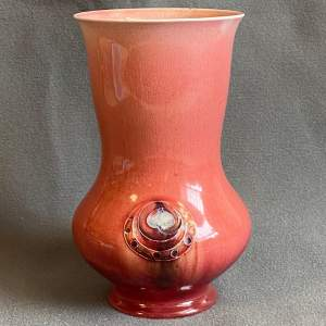 William Moorcroft for Liberty and Co Flamminian Baluster Vase