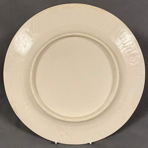 Vintage White Bread Plate image-4