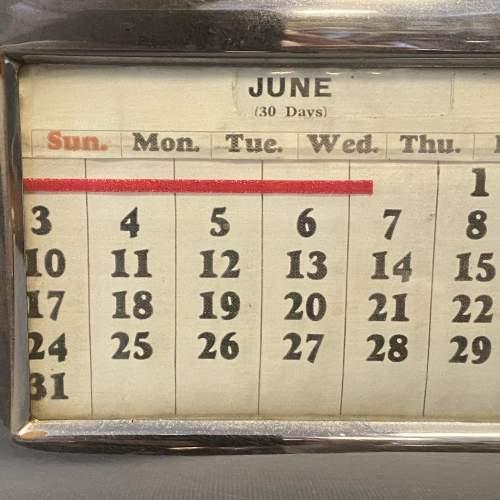 Vintage Perpetual Calendar image-2