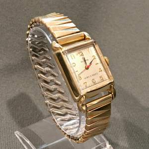 Mid 20th Century Helbros 17 Jewel Automatic Watch