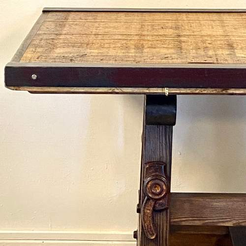 Large 19th Century Dairy Table image-3