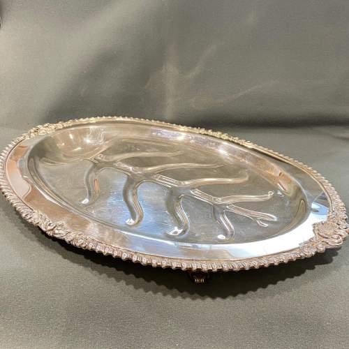 20th Century EPNS Meat Platter image-2