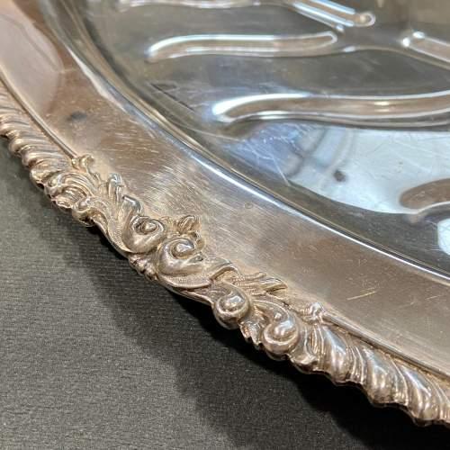 20th Century EPNS Meat Platter image-4