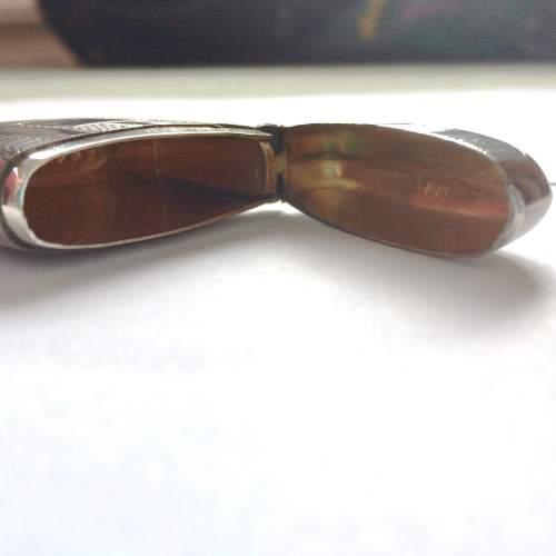 Art Deco Solid Silver Vesta Case image-4