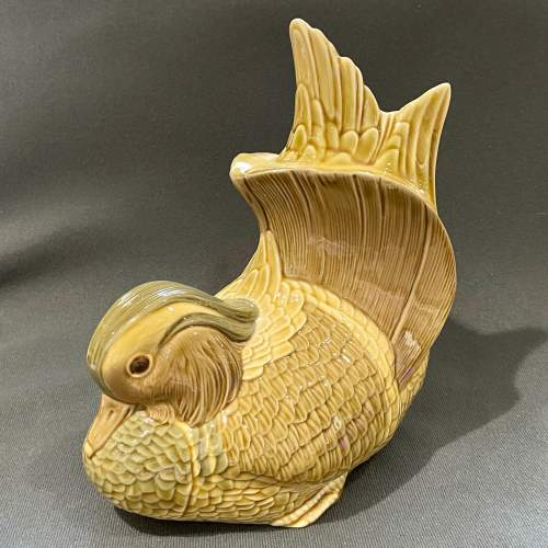 Pair of Lladro Mandarin Duck Bookends image-3