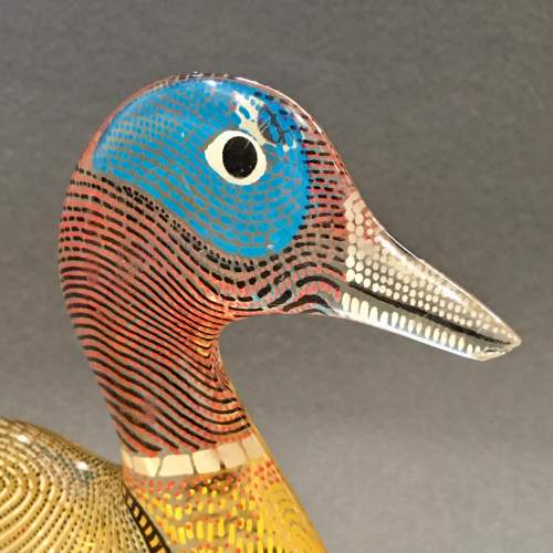 Pair of Opart Lucite Ducks by Abraham Palatnik image-4
