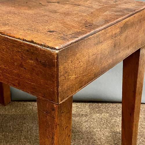 Victorian Mahogany Bidet Table image-4