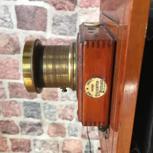 Thornton Pickard Victo Camera with Ash Folding Tripod image-6