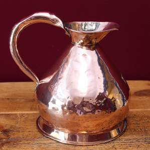 Georgian Copper 1 Gallon Harvest Jug