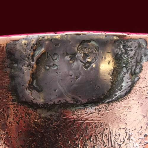 Georgian Copper 1 Gallon Harvest Jug image-3