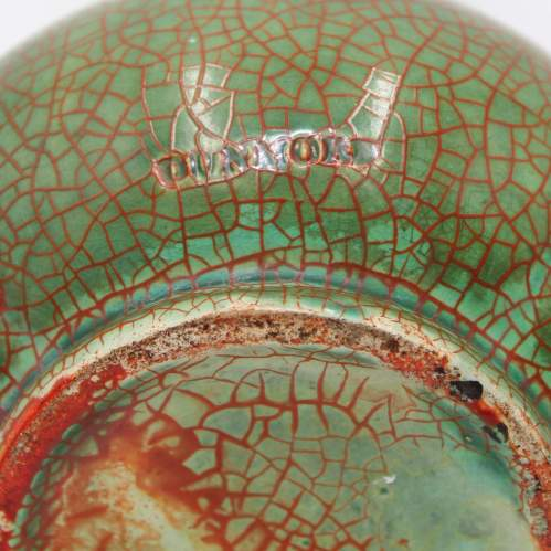 Dunmore Scottish Arts and Crafts Pottery Vase image-2