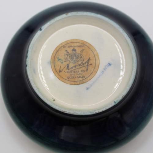 Moorcroft Green Pin Dish image-2