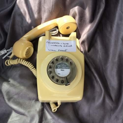 Vintage Wall Telephone image-1