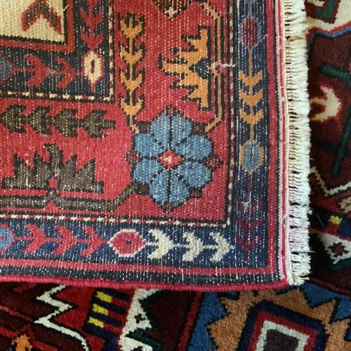 Stunning Hand Knotted Caucuses Rug Shirvan Superb Quality image-5