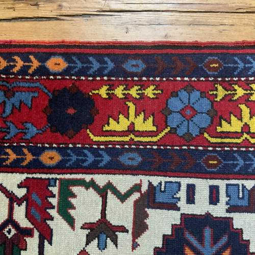 Stunning Hand Knotted Caucuses Rug Shirvan Superb Quality image-6