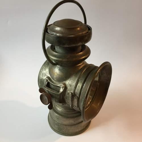 Lucas King of the Road Vintage Car Lantern Head Lamp image-1