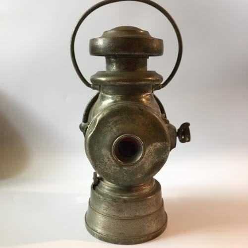 Lucas King of the Road Vintage Car Lantern Head Lamp image-4