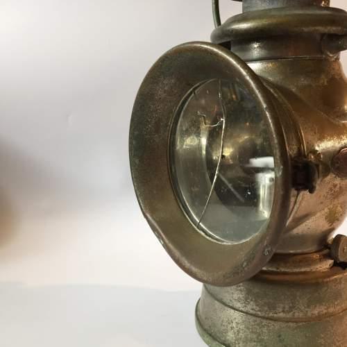 Lucas King of the Road Vintage Car Lantern Head Lamp image-5