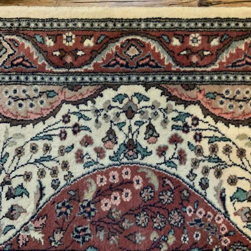 Superb Quality Hand Knotted Pakistan Rug Very High Knott Count image-5