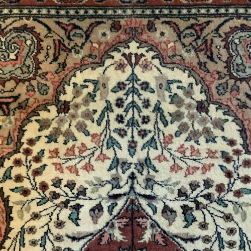 Superb Quality Hand Knotted Pakistan Rug Very High Knott Count image-6