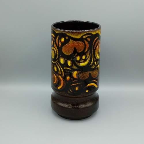 Poole Pottery Large Aegean Vase image-1