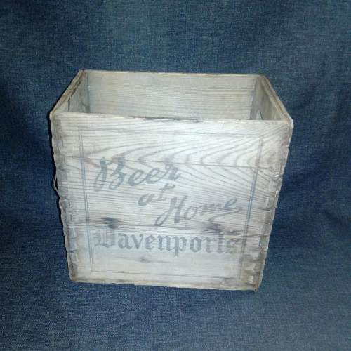 Davenports Beer Crate image-1