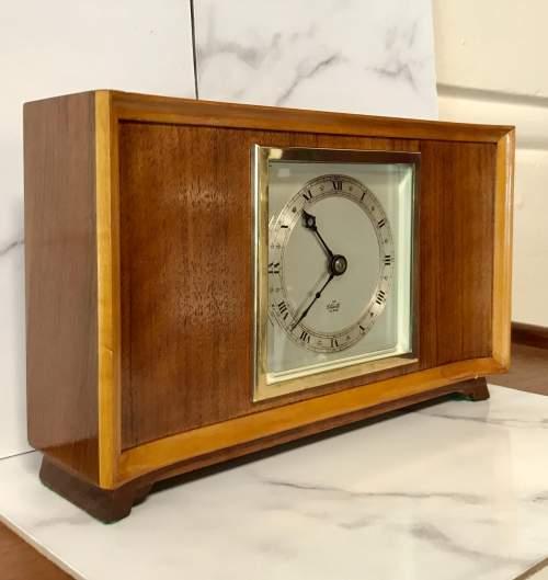 8 Day Clock made by Elliott of London Circa 1960 image-2