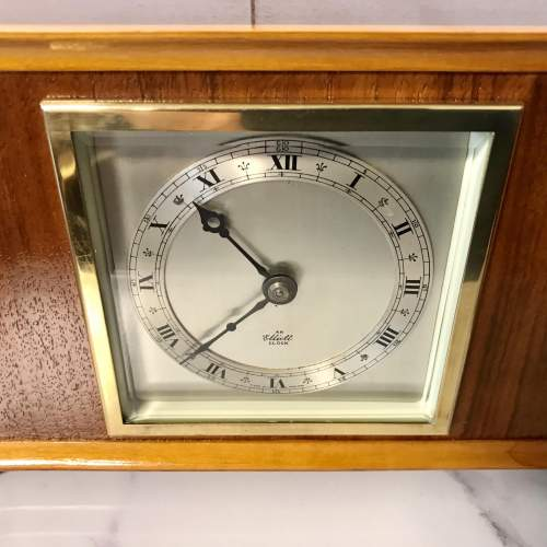 8 Day Clock made by Elliott of London Circa 1960 image-3