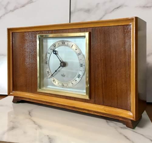 8 Day Clock made by Elliott of London Circa 1960 image-4