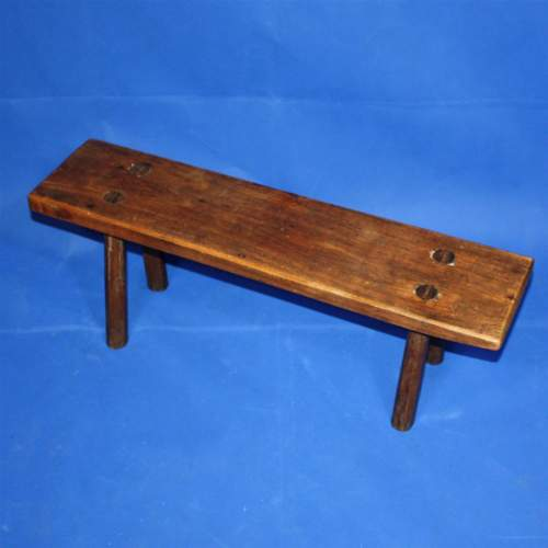 Country Made Footstool image-2