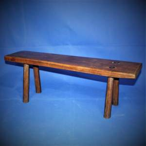 Country Made Footstool