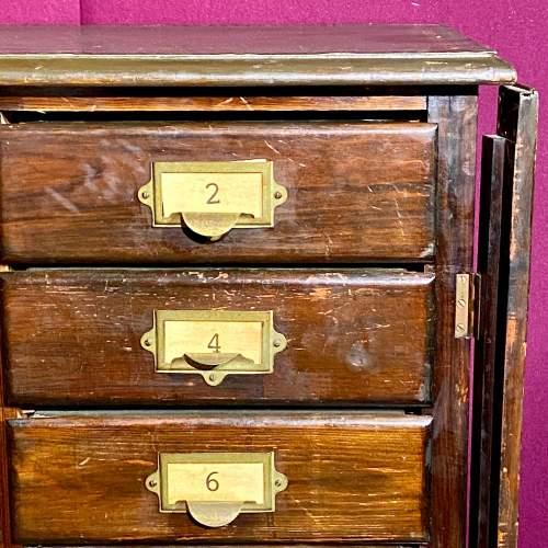 Edwardian Filing Cabinet image-2