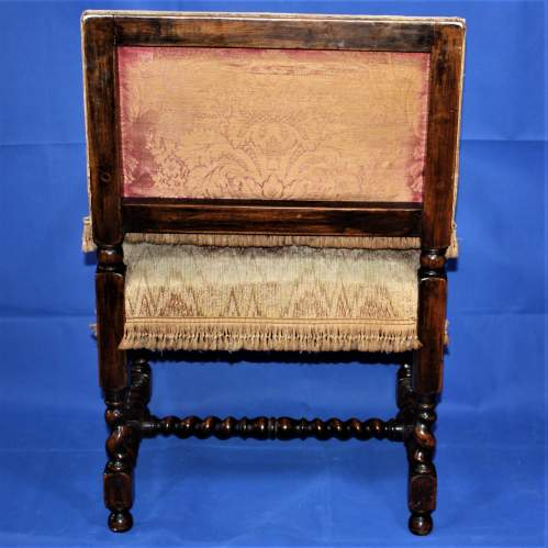 Early 20th Century Bobbin Turned Chair in the 17th Century Style image-5