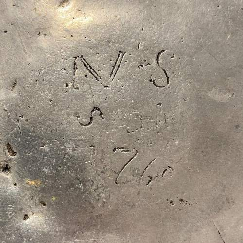 Mid 18th Century Pewter Table Flagon image-6