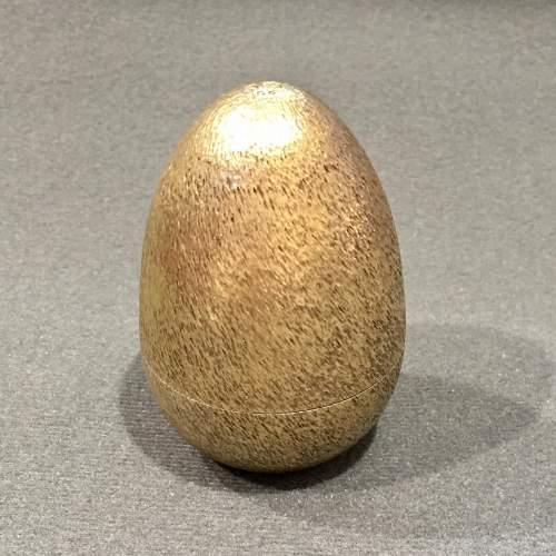 Stuart Devlin Gilt Surprise Egg Four and Twenty Blackbirds image-3