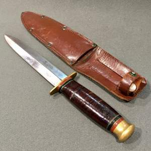 WWII Fighting Knife Taylor Eye Witness