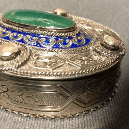 German Silver Arts and Crafts Box image-5