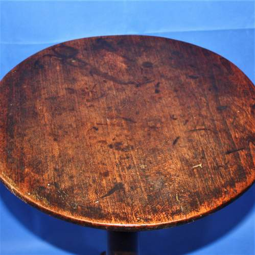 Early 19th Century Lamp Table image-2