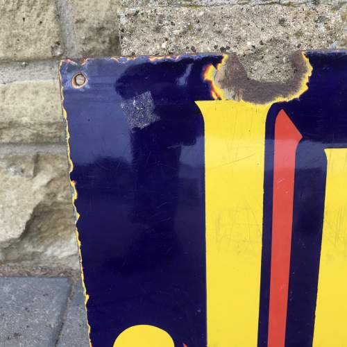 Vintage Enamel Sign - Julien image-3
