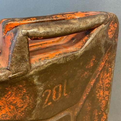 Mid 20th Century Saxon Oil Can image-5