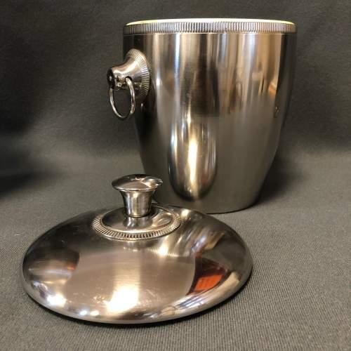 French Champagne Ice Bucket Set image-2