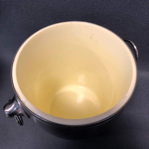 French Champagne Ice Bucket Set image-3