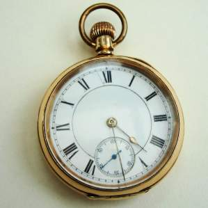 Waltham Duchess Pocket Watch