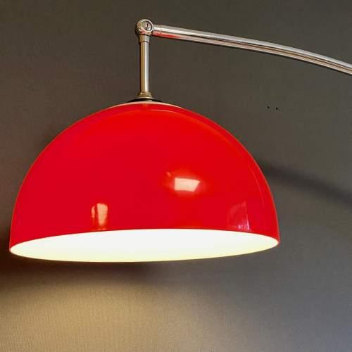 Harvey Guzzini Original 1970s Arc Lamp image-2