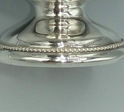 Silver Bon Bon Dish by James Dixon image-5
