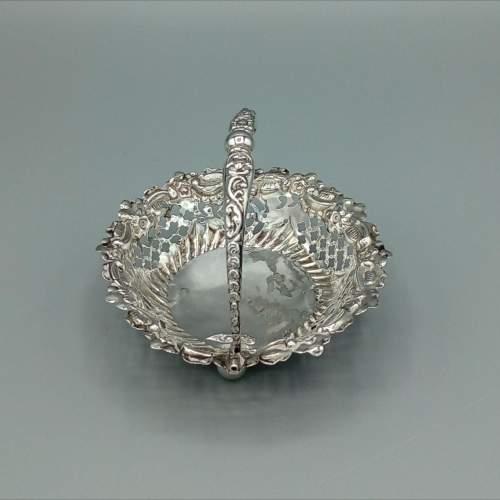 Silver Bon Bon Basket image-3