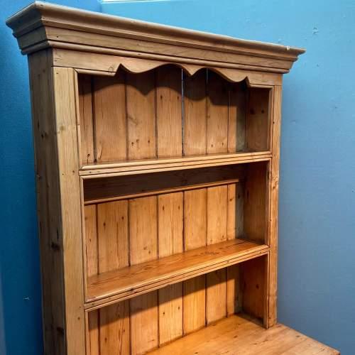 Victorian Small Pine Cottage Dresser image-2