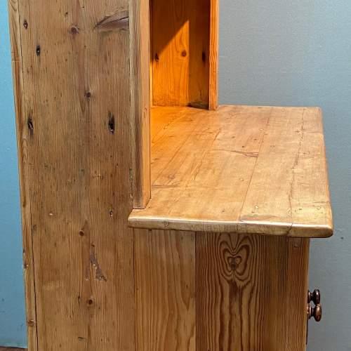 Victorian Small Pine Cottage Dresser image-5